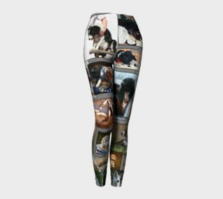 Dogs Leggings preview