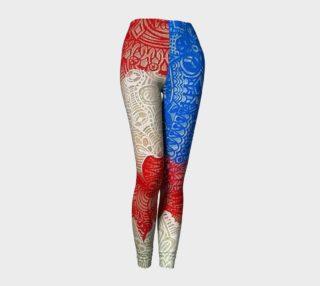 American Flag Leggings preview