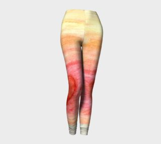 Aperçu de Radiating Heart Leggings
