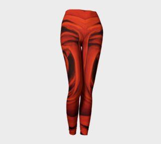 Seeing Red II-Leggings preview