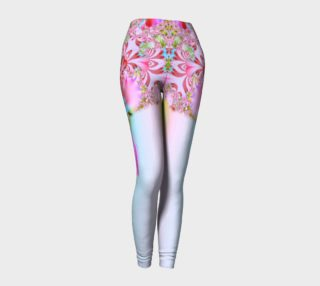 Aperçu de Pink Diamonds Leggins