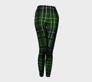 Tartan in green... preview