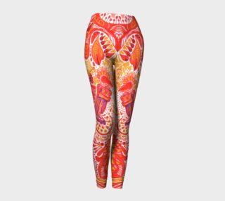 Aperçu de sunburst leggings