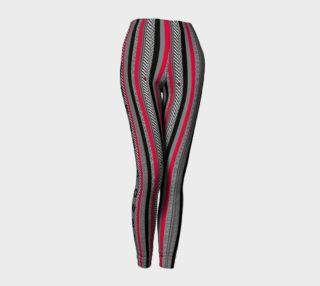 Aperçu de Woman Power Multi-Striped Patterns