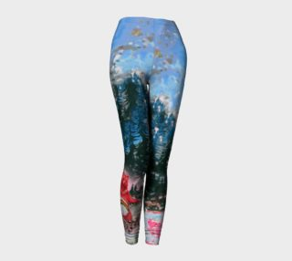 Staring is Caring Leggings preview
