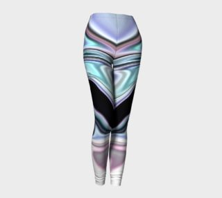 abalone abstract leggings preview