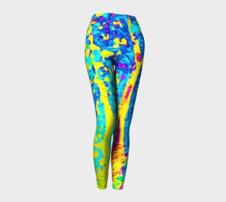 Running Through Magic Trees Leggings preview