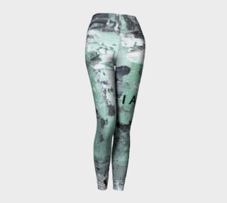 I am strong leggings preview