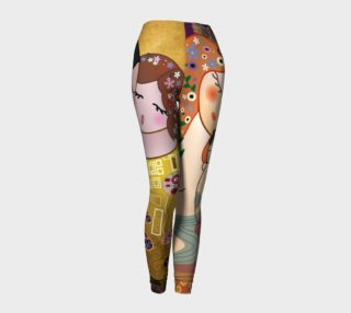 Kokeshis Klimt preview