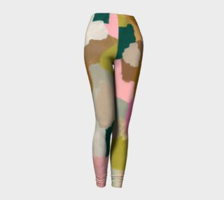 Holding Space Artist Leggings preview