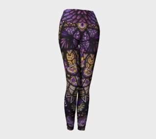 Purple Madness Leggings Part II preview