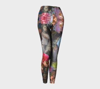 Aperçu de Flowers of the Loreta 1 Leggings