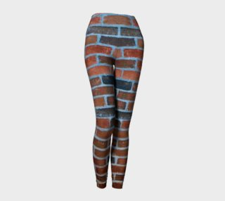 Red Brick Leggings preview