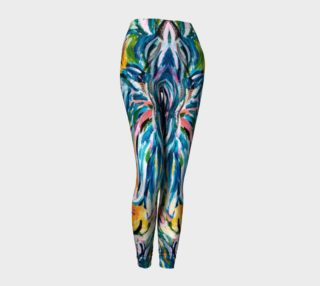 Sharon Street Art Leggings aperçu