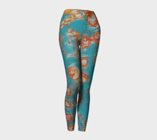 Ocean Leggings preview