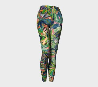 Aperçu de Jungle Jive- Leggings