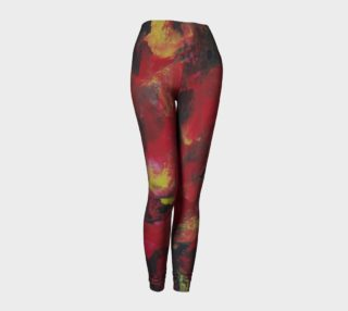 Midnight Blooms Leggings preview