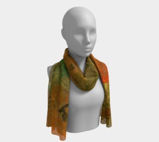 Golden Dream Scarf 2 preview