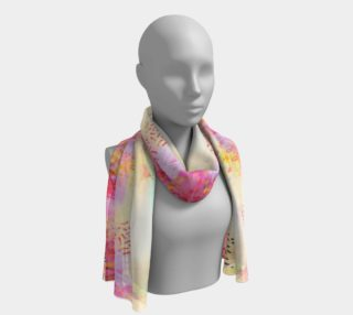 All You Need is Love Scarf by Deloresart preview