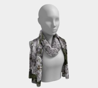 White Lilac Shawl/Scarf preview