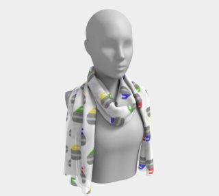 Rock Star Long Scarf preview