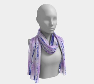 'Winter Sky' Scarf preview