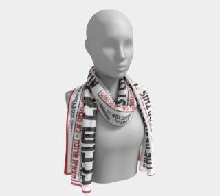 Ken Goldman Tzniut-Modesty Long scarf  preview
