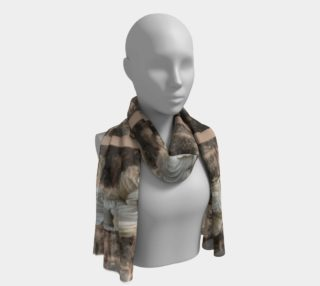 Utterly Italy Caserta Vecchia Mary Long Scarf preview