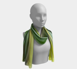 Chakra-Green_HEART scarf preview
