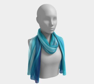 Age of Aquarius scarf preview