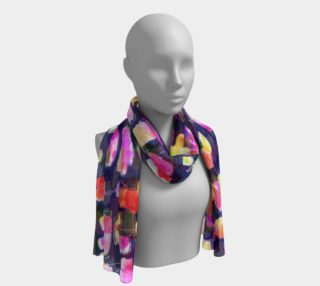 Allegra Charmed Long Scarf preview