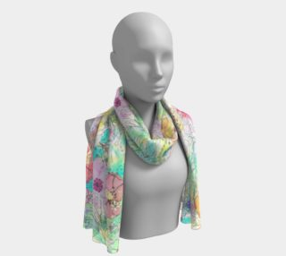 Garden Trip Long Scarf preview