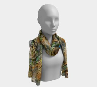 Iguana Face Scarf preview