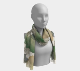 Ginkgo Scarf Signature preview