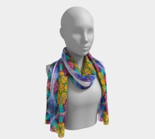 Harmonics Of Your Soul Long Scarf preview