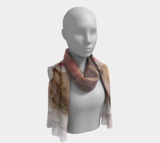 Reclaiming the Goddess Long Silk Scarf preview