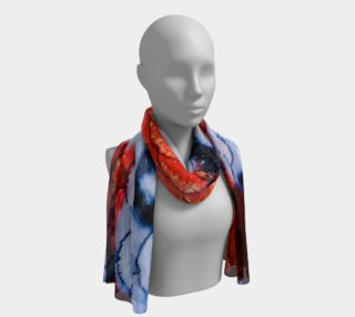 Koi Gal Scarf preview