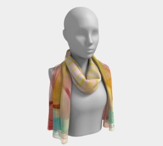 Morning Rain Scarf by Deloresart preview