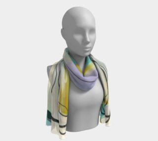 Shout From The Rooftops Scarf by Deloresart preview
