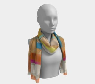 Roadside Attraction Scarf by Deloresart preview