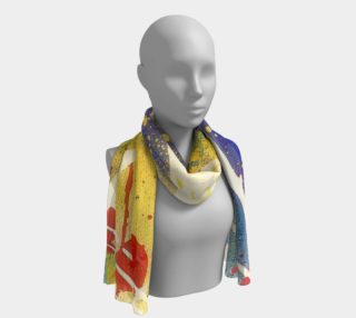 Street Hero Long Scarf preview