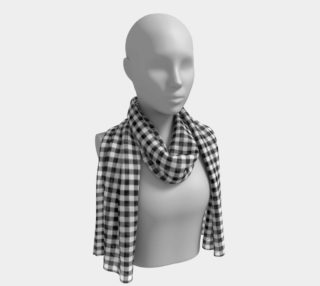 Black and White Gingham preview