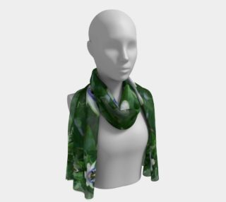 Passion Flower Scarf preview