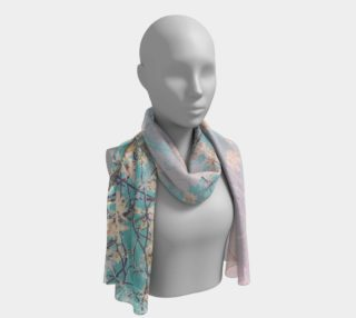 Spring Blossoms Long Scarf preview