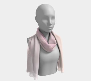 Pink Cloud Long Scarf preview