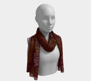 Stacks - Gryffindor Edition (Scarf) preview