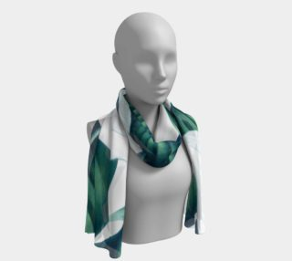 Tropical Winter Long Scarf preview