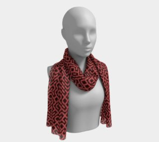 Pink Scarf 1 preview