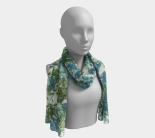 Mock Floral Blue and Green Combo preview