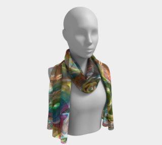 Blended Colors Sheer Scarf preview